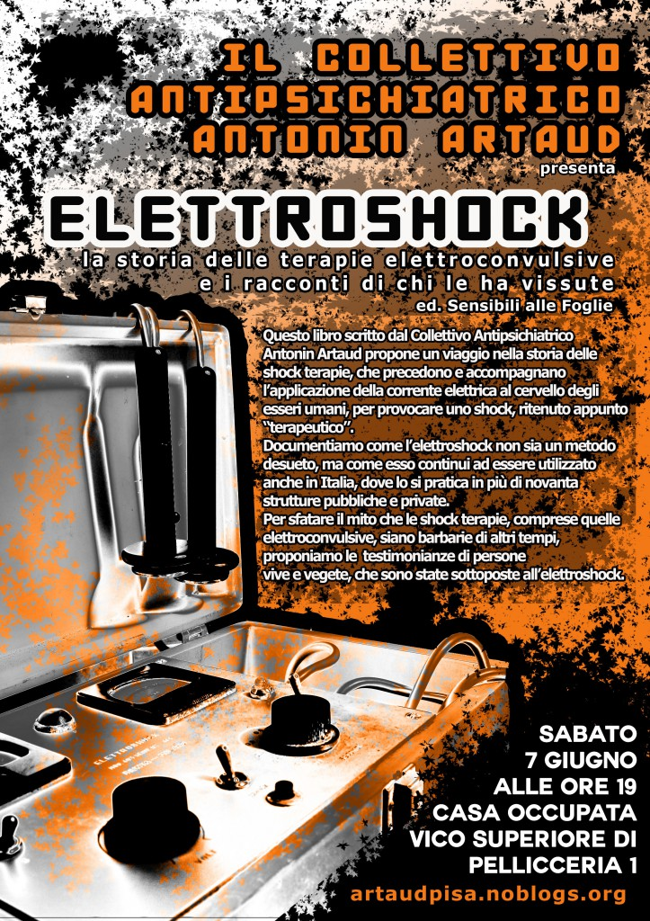 locandina elettroshock 1